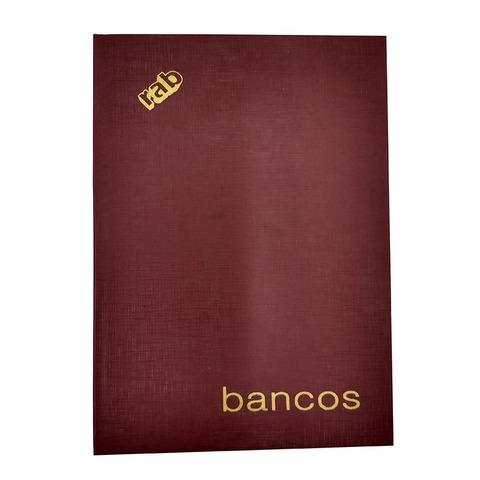Libro Rab Bancos TD-100 Folios