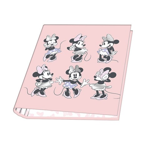 Carpeta A4 2x40 Mooving Minnie Mouse 1002131