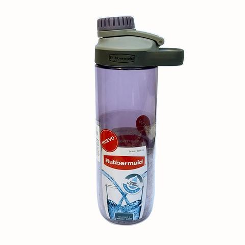 Botella Reutilizable Rubbermaid 709ml Lila