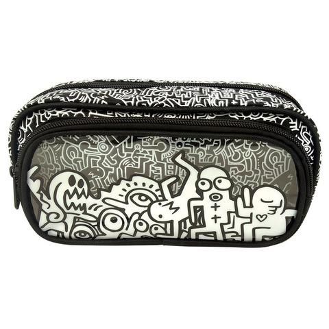 Cartuchera Canopla Estuche con bolsillo Mooving Doodle