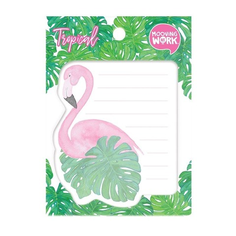 Post It Notas Adhesivas 70x80mm 40hjs Tropical