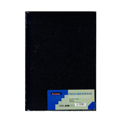 Block Artmate Boceto ( 96gr) (14,85x21cm) HSB-A5-B Encuadernado