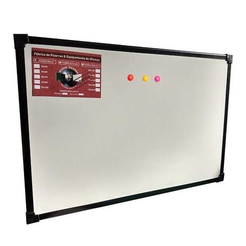 Pizarra Mundo Super Eco Blanca Magnética 40x60