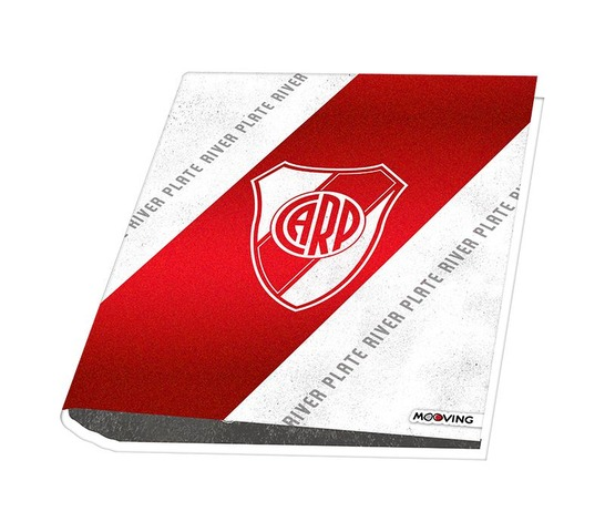 Carpeta A4 2x40 Mooving River Plate 1002125