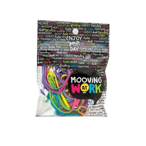 Bandas Elasticas 16gr Mooving At Work Multicolor