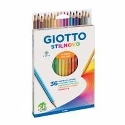 Lápiz Giotto Stilnovo 36 Colores
