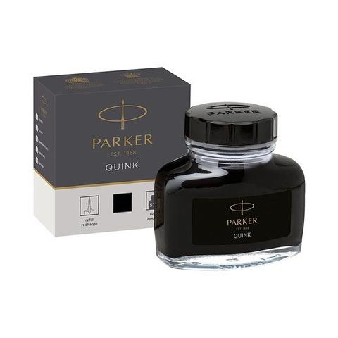 Tinta Parker Quink Color Negro