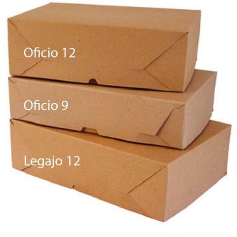 Cajas de Archivo de carton Oficio 12