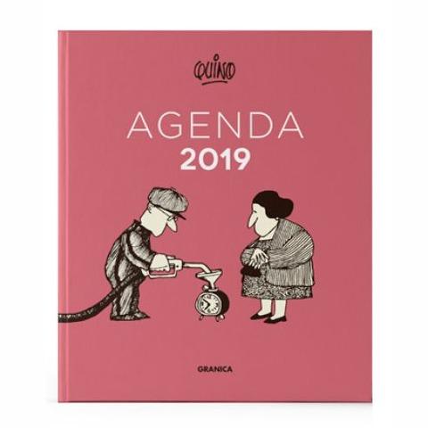 Agenda 2019 Granica 19x23 Quino
