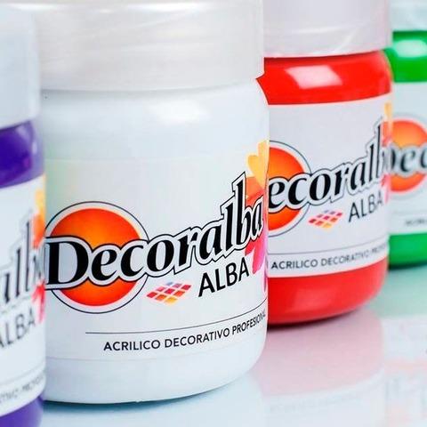 Acrilico Alba Decoralba 200ml común