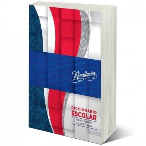 Diccionario Escolar Rivadavia Inglés-Español