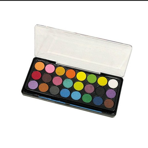 Acuarela Ibi Rebhan  x24 Colores