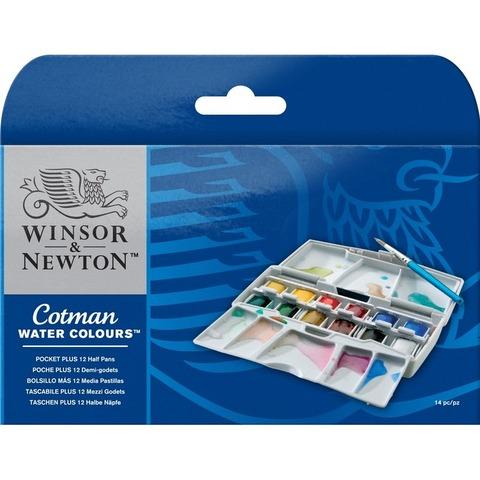 Acuarelas Winsor & Newton Cotman 0390373