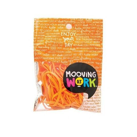Bandas Elasticas 16gr Mooving At Work Naranja