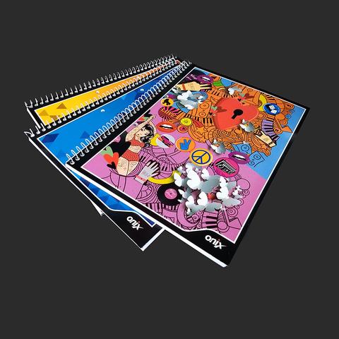 Promo Cuadernos Onix x3