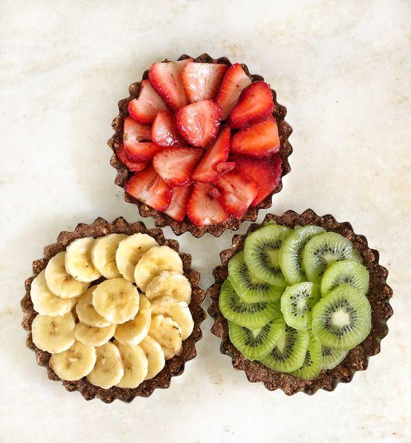 Tartas frutales