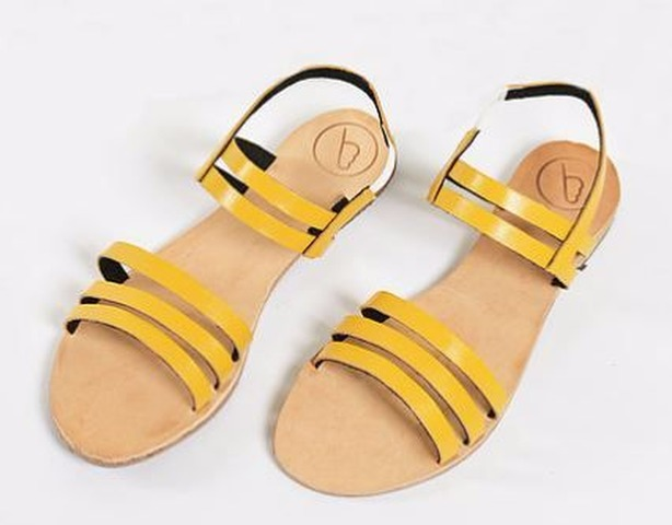 Sandalias Thin