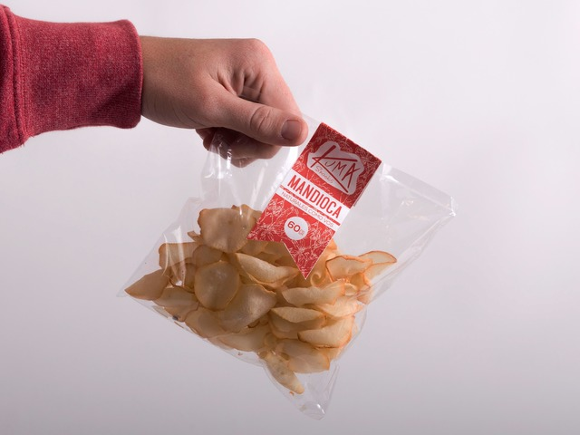 Kuma Snacks - Mandioca