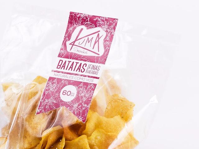 Kuma Snacks - Batata