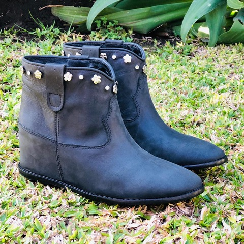 Bota taco escondido 408