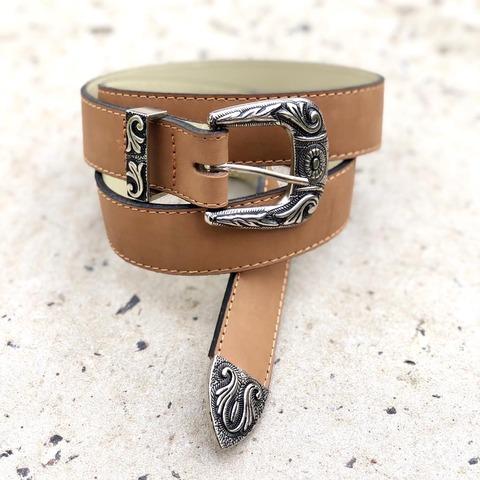 Cinturon Hebilla Vaquera