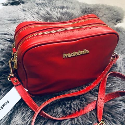 Chanel Classic Petit Rojo