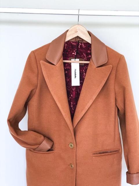 Tapado Classic Cuello Camisa