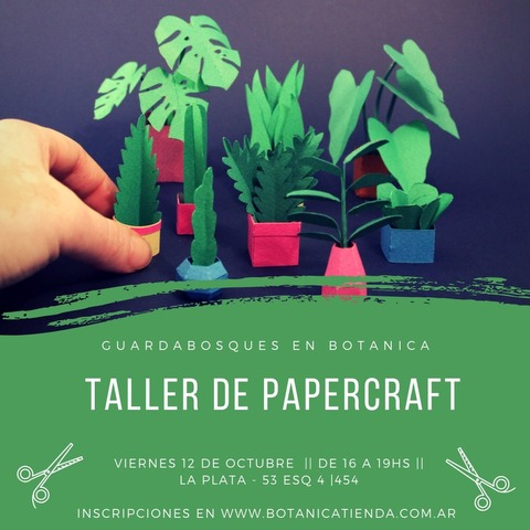 Taller de Papercraft
