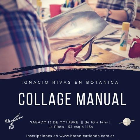 Taller de Collage Manual