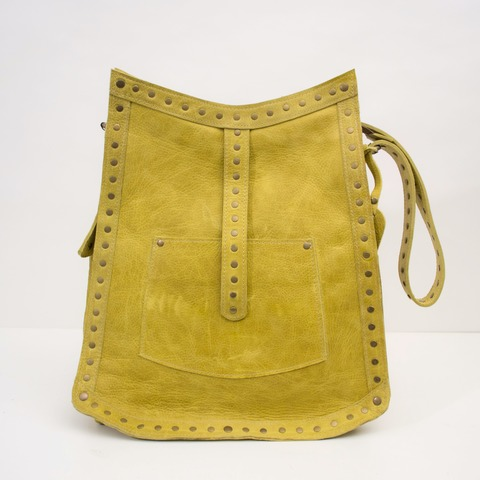 Maxi Bolso Chantal amarillo-mostaza