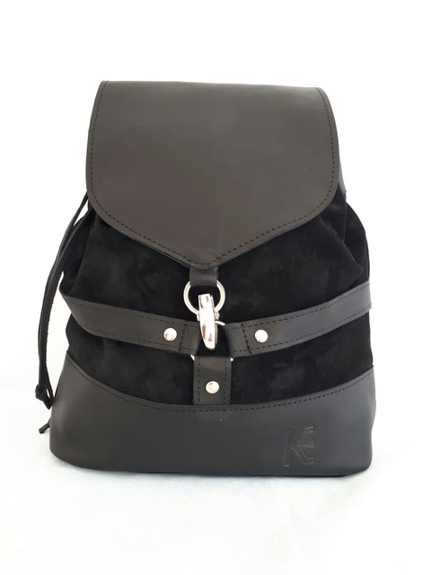 Mochila Kina color Negro (SALE)