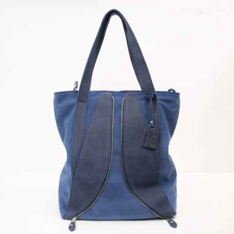 Tote Bag Jolie Azulino