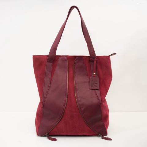 Tote bag Jolie Bordo