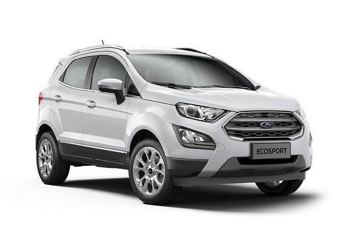 Nueva Ecosport S 100%