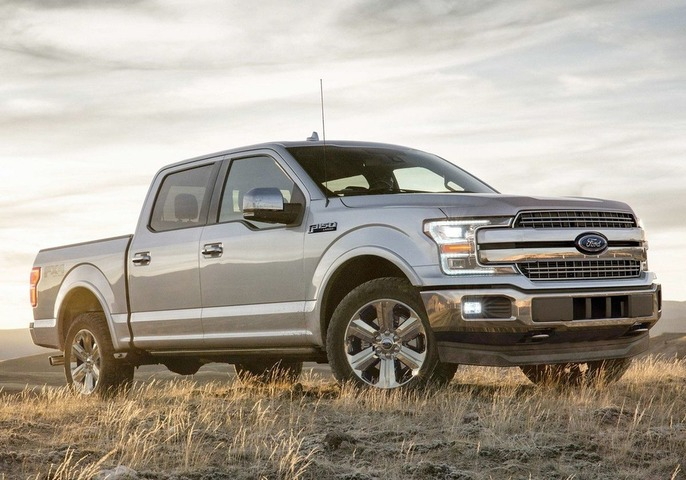 Ford F-150 regresa a la Argentina