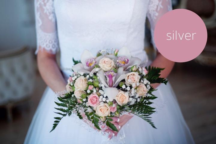 Gala Wedding Silver