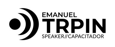 Emanuel Trpin / Speaker - Capacitador